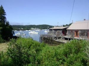 Nancys Wharf, Cutler, ME